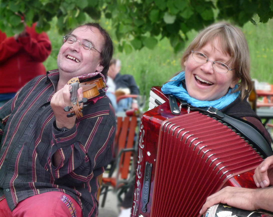 Karin Jana Beck und Matthias Gerber